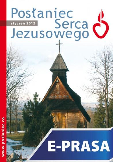 Posłaniec Serca Jezusowego - styczeń 2012