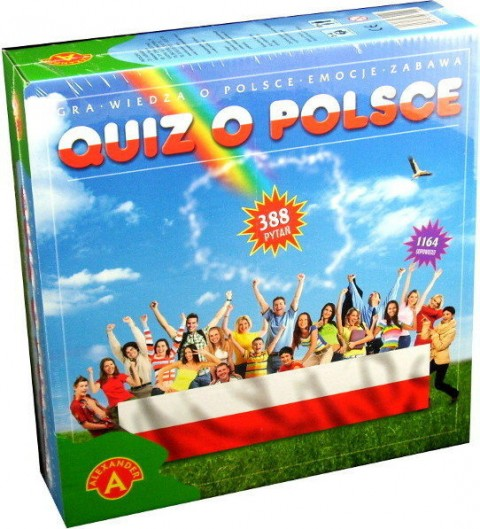 Quiz o Polsce (średni)