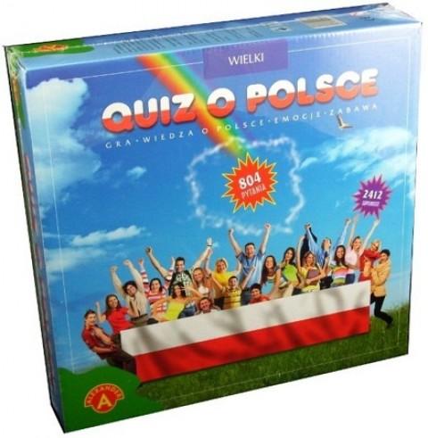 Wielki quiz o Polsce