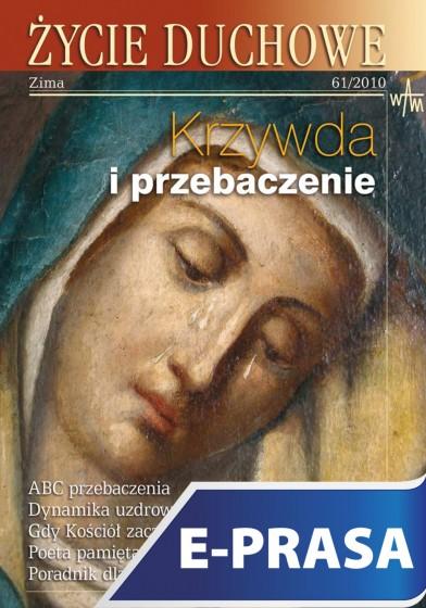 Życie Duchowe 61/2010 (Zima)