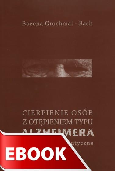 Cierpienie osób z otępieniem typu Alzheimera