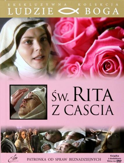 Święta Rita z Cascia Kolekcja Ludzie Boga