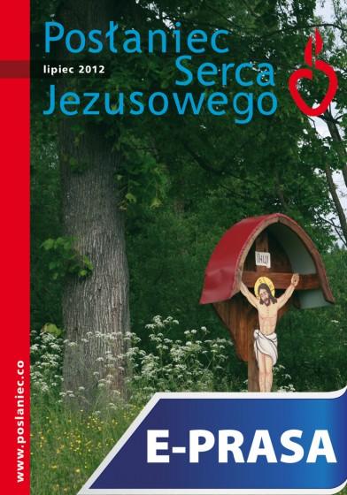 Posłaniec Serca Jezusowego - lipiec 2012