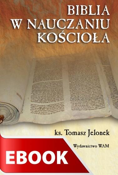 Biblia w nauczaniu Kościoła