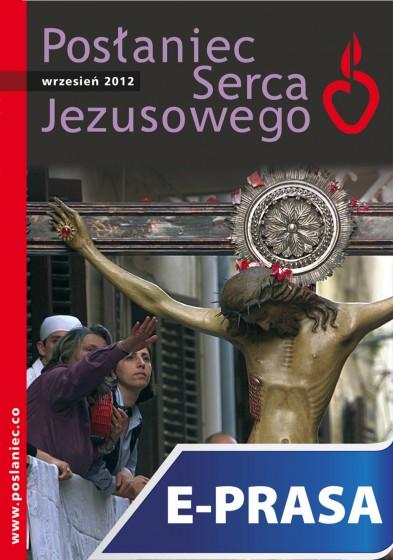 Posłaniec Serca Jezusowego - wrzesień 2012