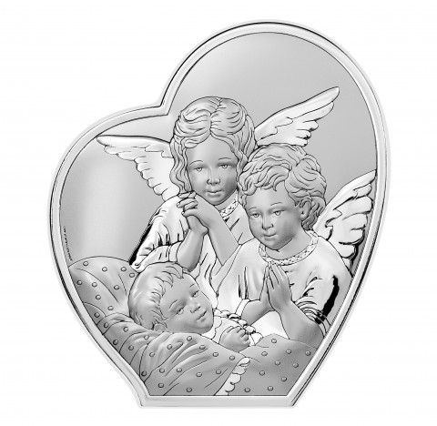 Aniołki nad dzieckiem 6592/3B