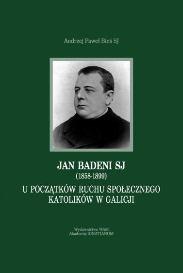 Jan Badeni SJ (1858-1899)