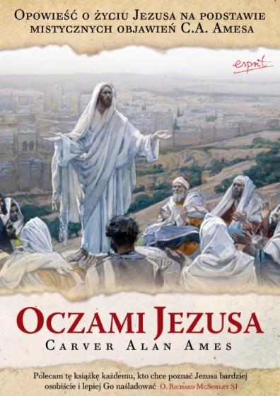 Oczami Jezusa całość (oprawa twarda)