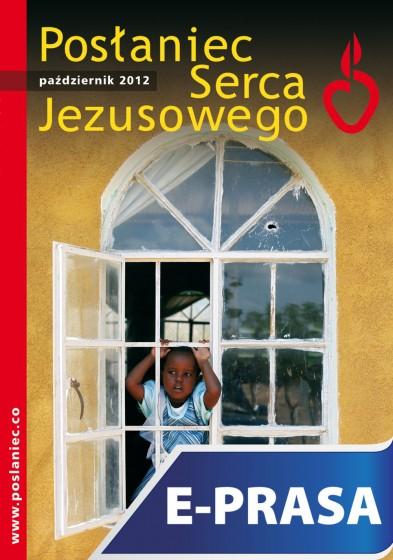 Posłaniec Serca Jezusowego - październik 2012