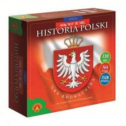 Historia Polski Quiz (wielki)