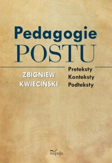 Pedagogie postu /Outlet