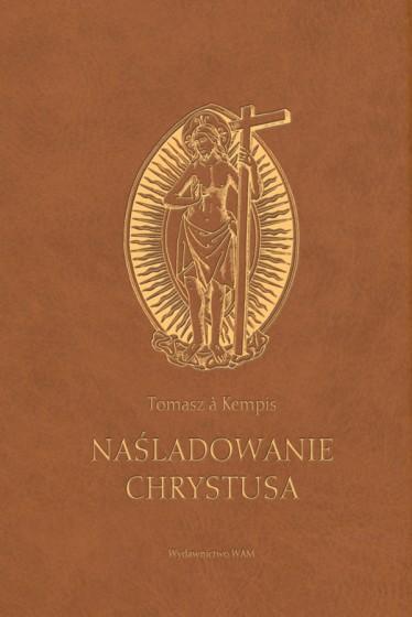 Naśladowanie Chrystusa brązowe