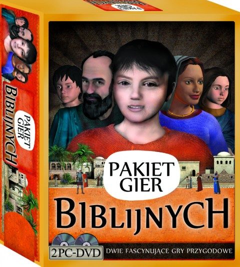 Pakiet gier biblijnych