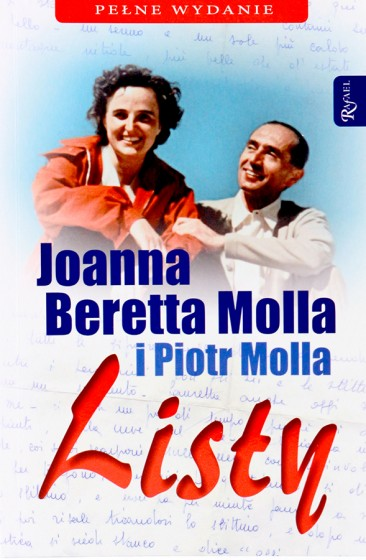 Listy. Joanna Beretta Molla i Piotr Molla