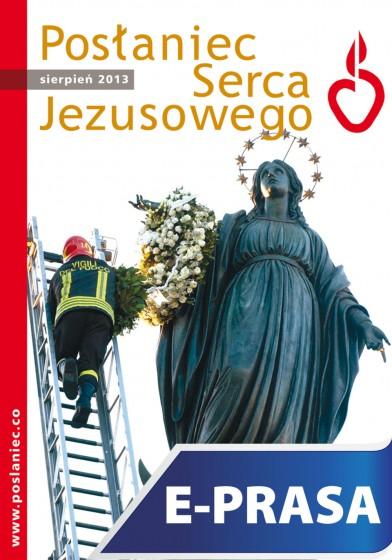 Posłaniec Serca Jezusowego - sierpień 2013
