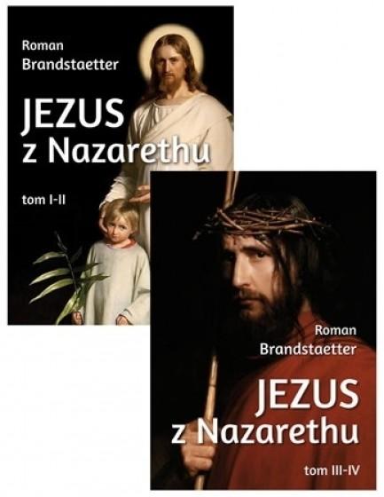 Jezus z Nazarethu komplet 2 tomów / Wydawnictwo AA