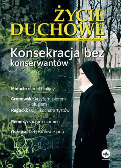 Życie Duchowe 85/2016 (Zima)