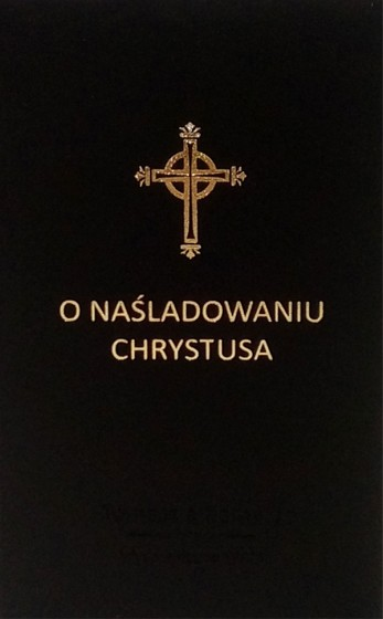 O naśladowaniu Chrystusa czarny
