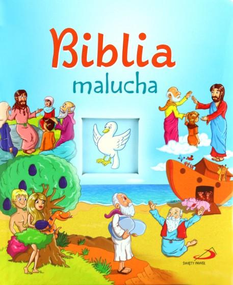 Biblia malucha / z okienkiem