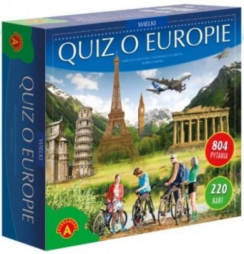 Quiz o Europie (wielki)