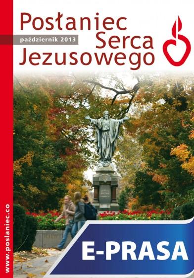 Posłaniec Serca Jezusowego - październik 2013