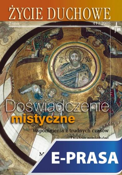 Życie Duchowe 41/2005 (Zima)