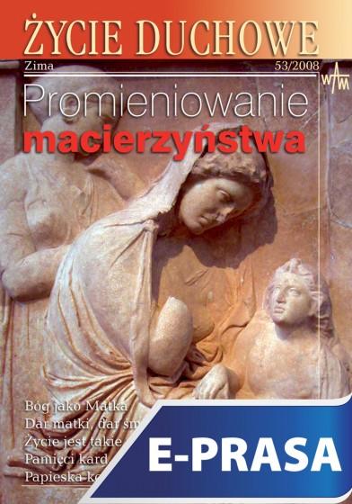 Życie Duchowe 53/2008 (Zima)