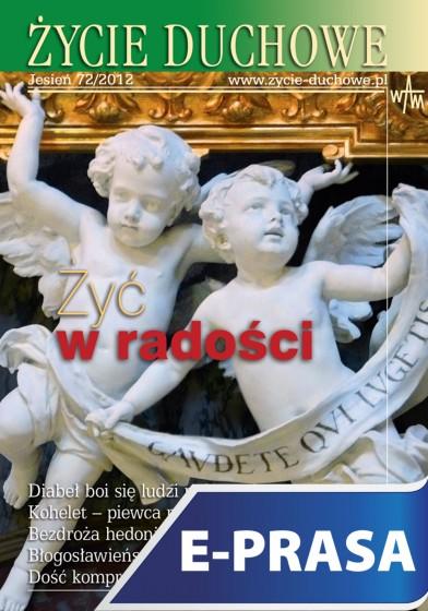 Życie Duchowe 72/2012 (Jesień)