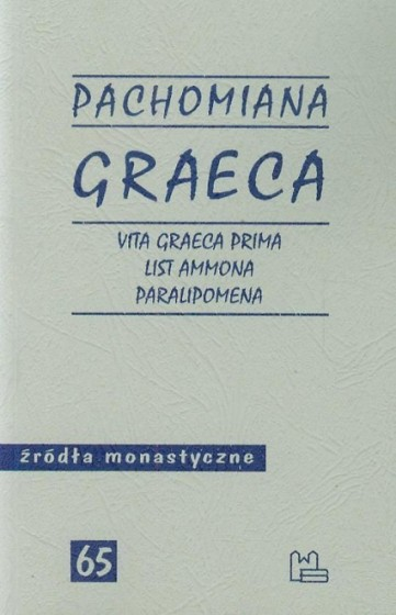 Pachomiana Graeca