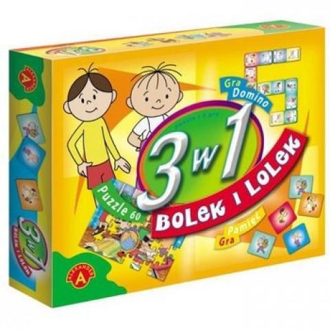 Bolek i Lolek. 3 w 1