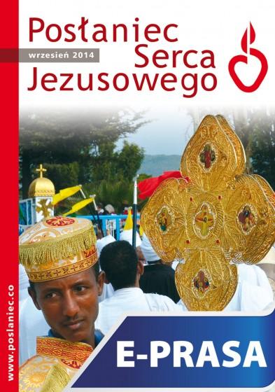 Posłaniec Serca Jezusowego - wrzesień 2014