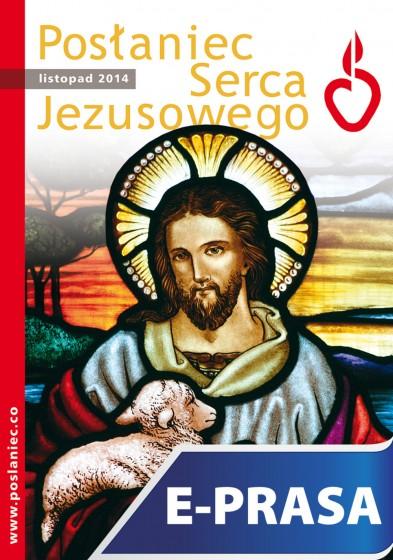 Posłaniec Serca Jezusowego - listopad 2014
