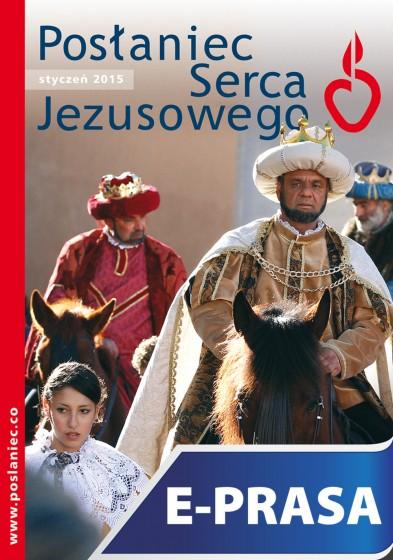 Posłaniec Serca Jezusowego - styczeń 2015