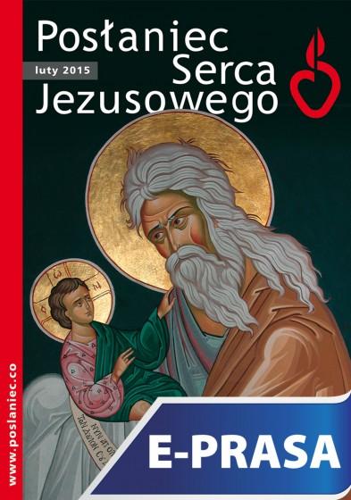 Posłaniec Serca Jezusowego - luty 2015