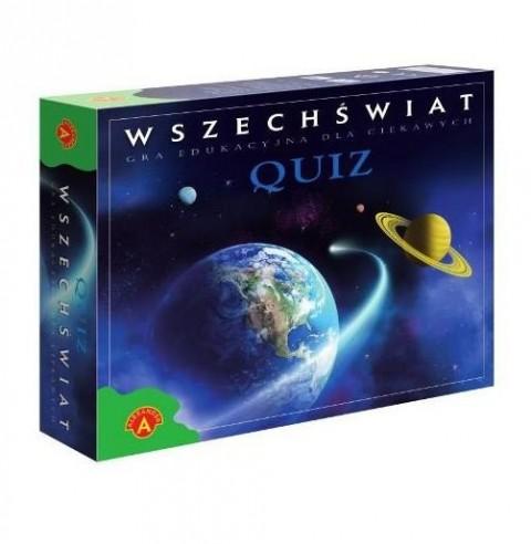 Quiz - Wszechświat (duży)