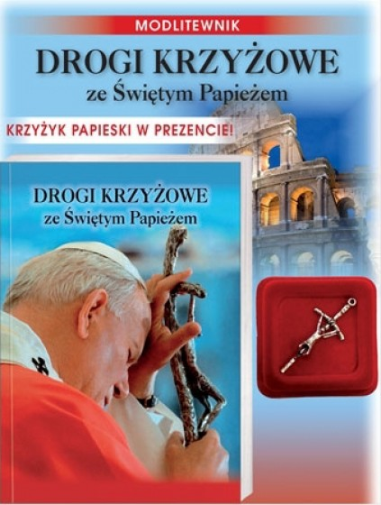 Drogi krzyżowe ze świętym papieżem