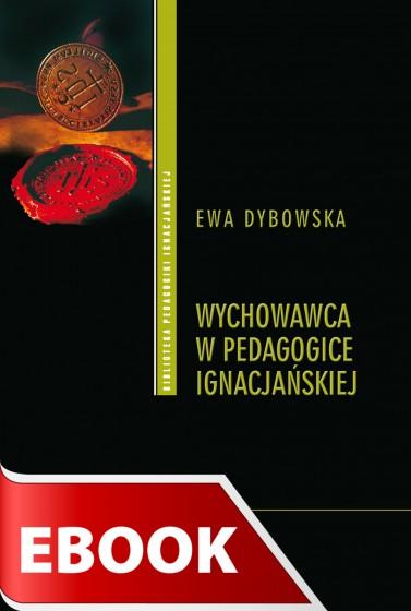 Wychowawca w pedagogice ignacjańskiej