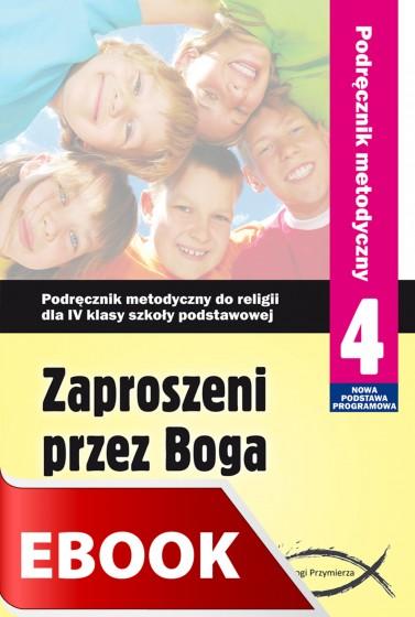 Zaproszeni przez Boga - podręcznik metodyczny (2012)