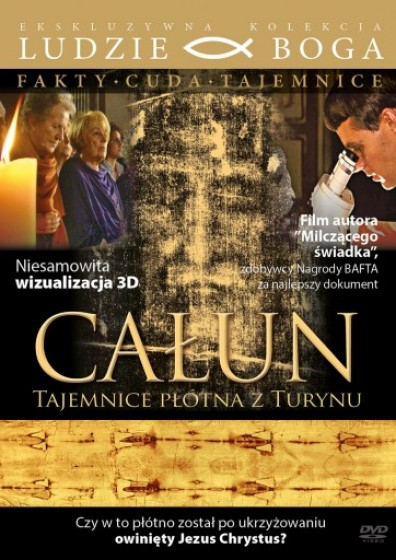 Całun DVD