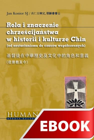 Rola i znaczenie chrześcijaństwa w historii i kulturze Chin