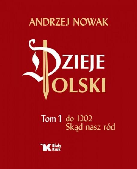 Dzieje Polski. Tom I