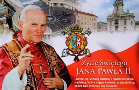 Życie świętego Jana Pawła II / Druczek