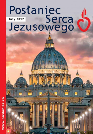 Posłaniec Serca Jezusowego - luty 2017