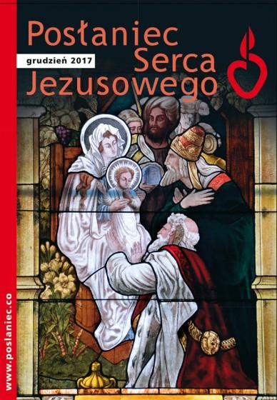 Posłaniec Serca Jezusowego - grudzień 2017