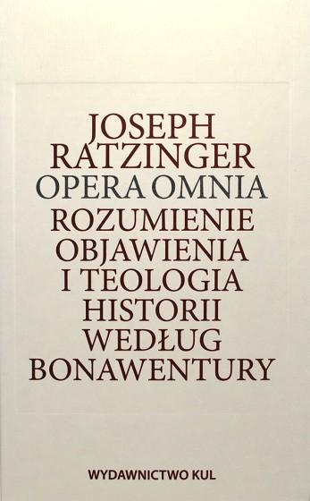 Rozumienie objawienia i teologia historii według Bonawentury