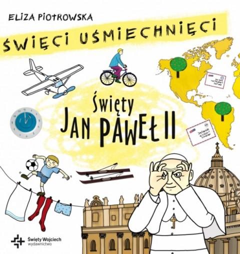 Święty Jan Paweł II CD Święci uśmiechnięci