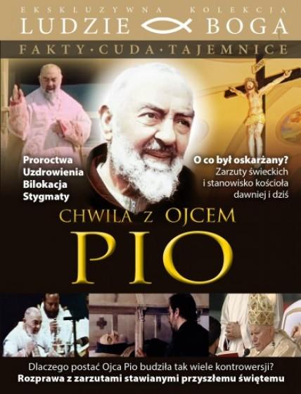 Chwila z Ojcem Pio