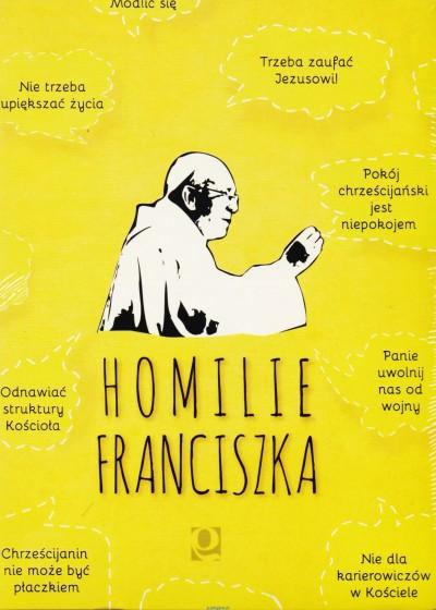 Homilie Franciszka