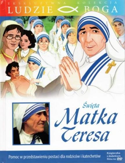 Święta Matka Teresa / animowany