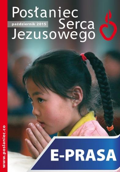 Posłaniec Serca Jezusowego - październik 2015